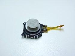 画像1: PSP-3000 アナログスティックユニット シルバー